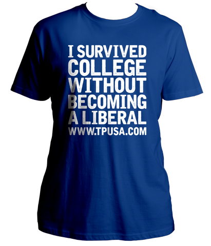 I Survived College Shirt