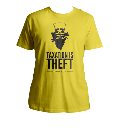 Taxation is Theft- Shirt