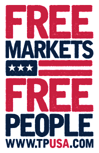 Free Markets/Free People - Bumper Sticker