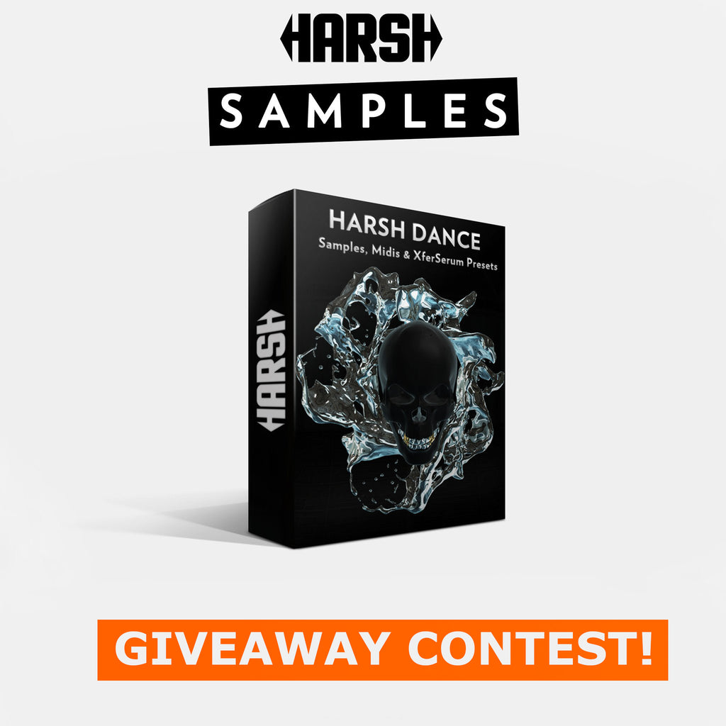 Enter our Harsh Samples Giveaway contest!