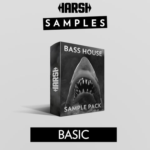 Bass House Samples - Basic Pack