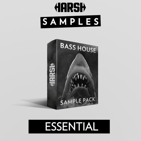 Bass House Samples - Essential Pack