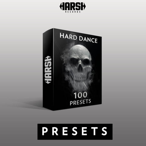 Hard Dance 100 Sylenth I Presets