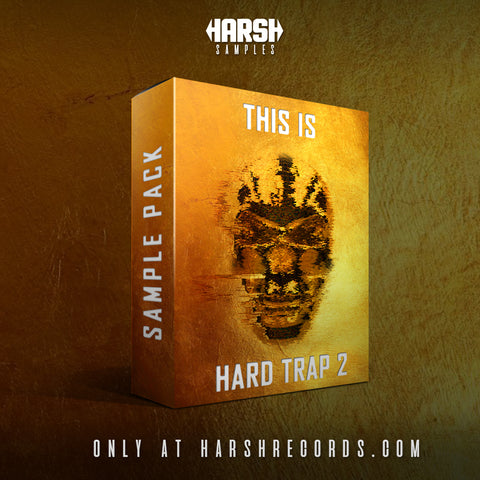 Hard Trap  Vol. 2 Sample Pack