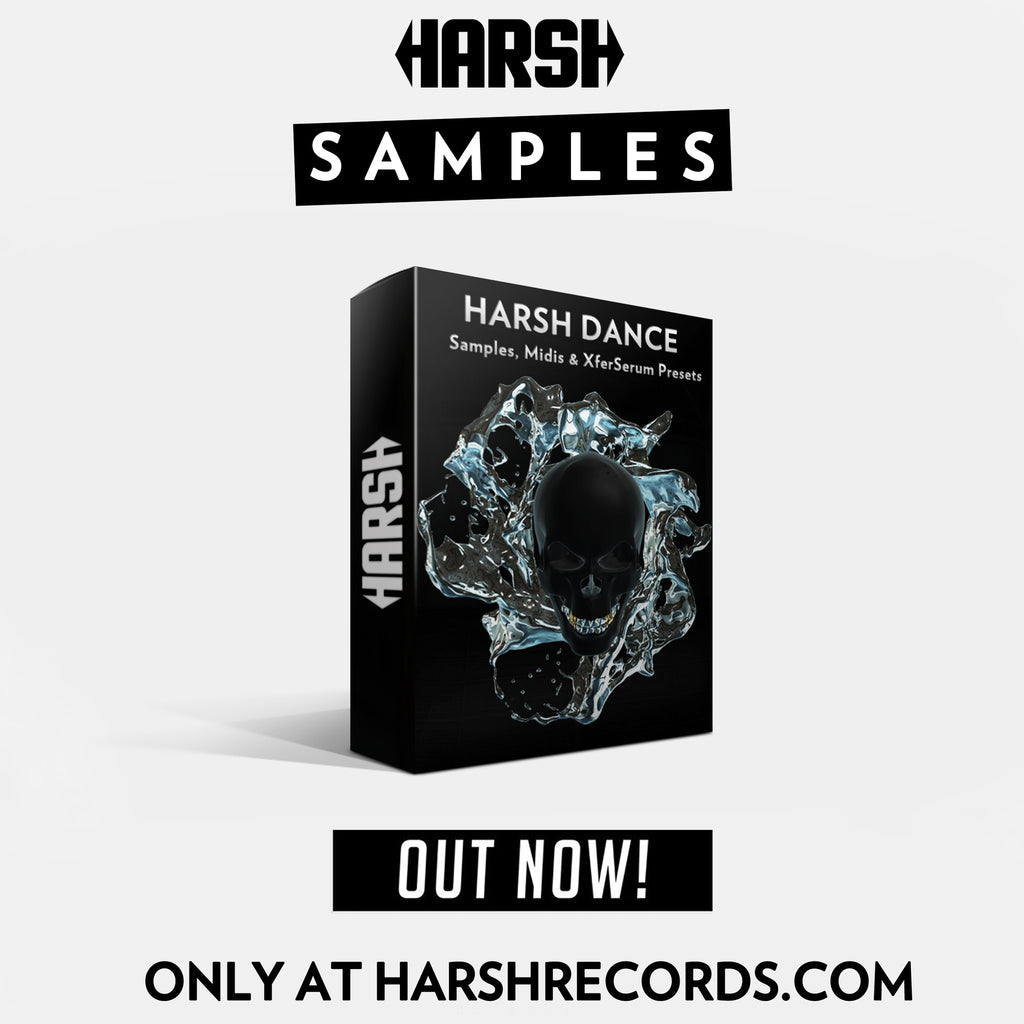 Harsh Dance: Samples, Midis, Xfer Serum Presets & Ableton Project File