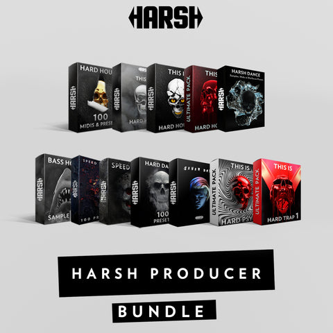 Harsh Producer [Bundle]