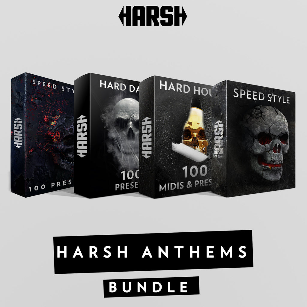 Harsh Anthems Bundle