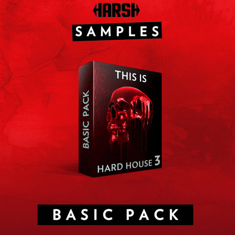 This is Hard House 3 Basic Pack