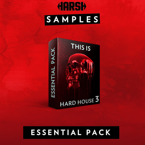 This is Hard House 3 Essential Pack