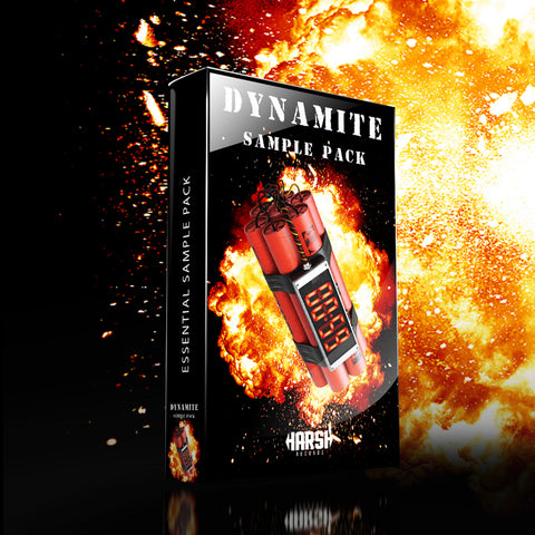 Dynamite Sample Pack [Essential Edition]