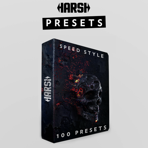 Speed Style 100 Sylenth 1 Presets