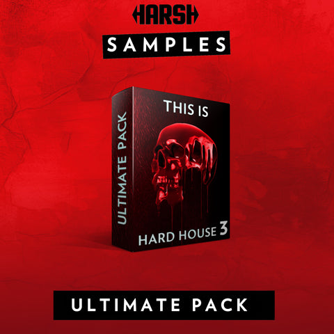 This is Hard House 3 Ultimate Pack