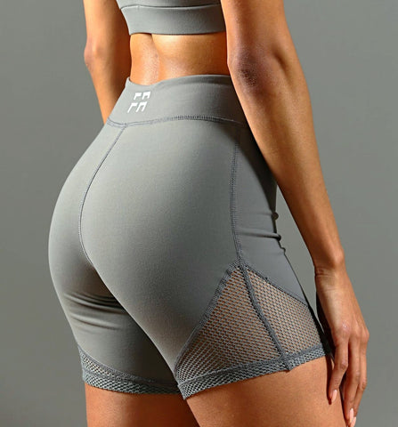 FA-Cycle Shorts - Grey