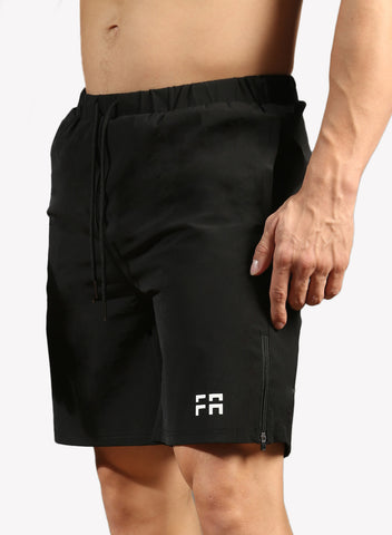 FAST Run Shorts - Black