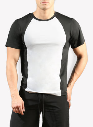 FA Performance T-Shirt - Black/Grey