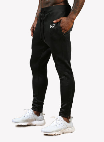 FA Performance Track Pants - Black