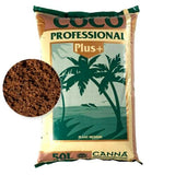 Canna Coco Pro Plus 50 Litre Bag Professional + Coir Media, Medium Hydroponics