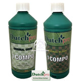 Dutch Pro - COMPO Grow or Bloom ALL-IN-ONE Plant Feed for Soil Coco Hydro NO A+B