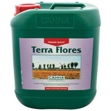 CANNA TERRA VEGA & FLORES Grow & Flowering Plant Nutrients for SOIL Hydroponics