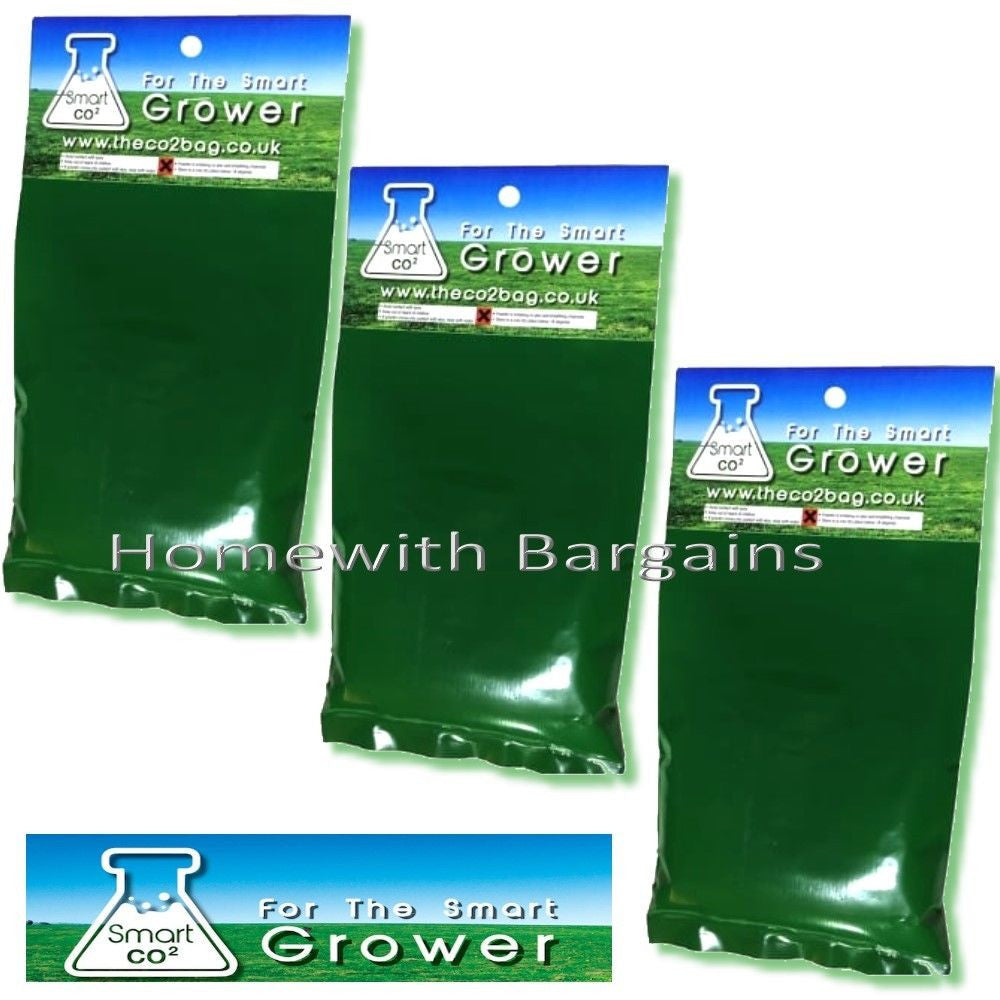 SMART CO2 BAG Hydroponics grow tent room C02 Generator like Exhale Grow Bloom  sc 1 st  Homewith Bargains : adding co2 to grow tent - memphite.com