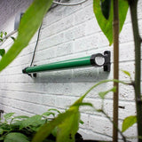 Electric Tube Heater Mountable Greenhouse Grow Room, Tent Heating Hydroponics
