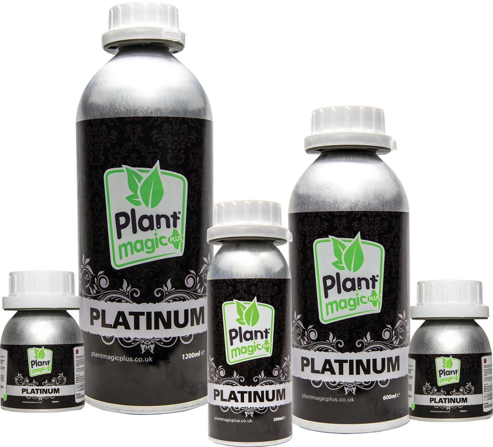 Plant Magic Plus Platinum PK 9-18 Ultimate Booster Nutrient Additive Hydroponics