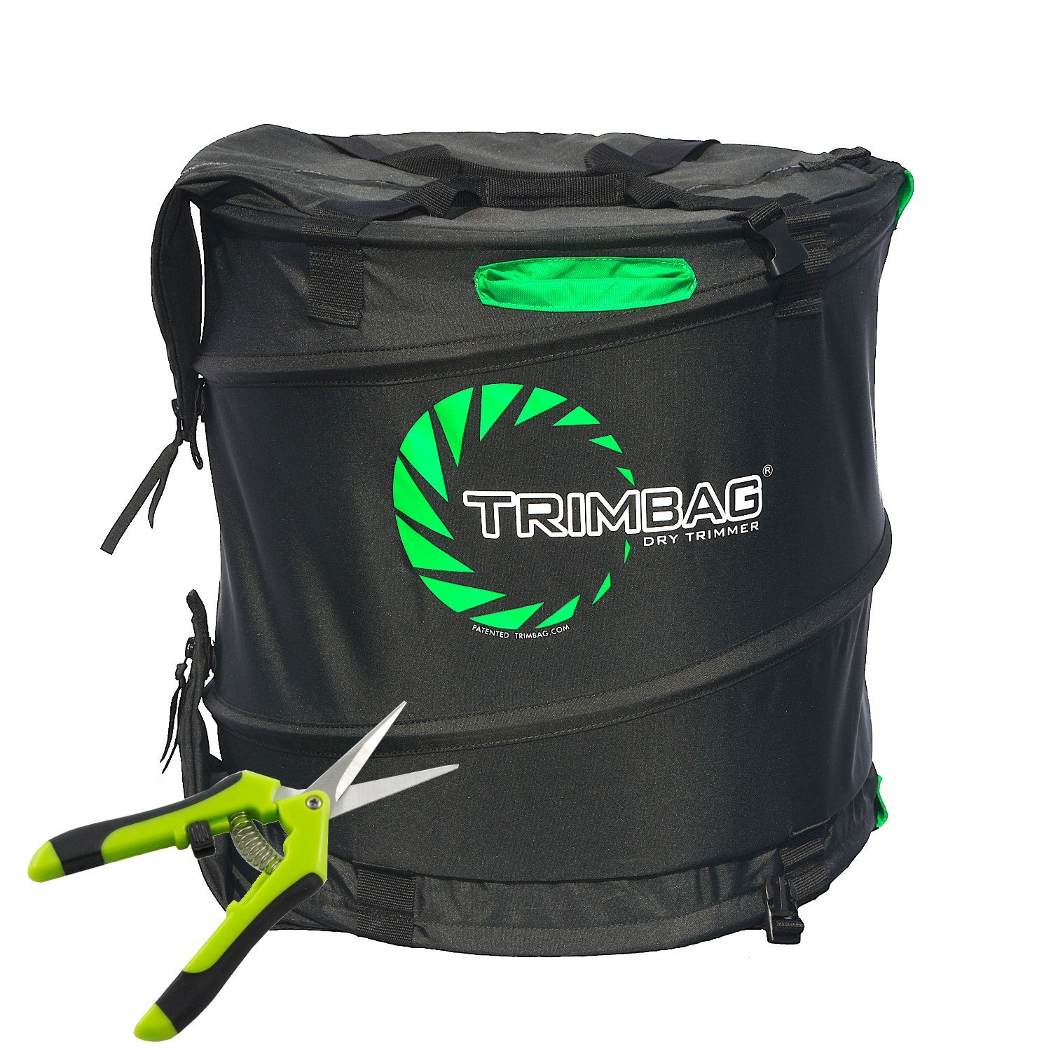 TRIMBAG Bud Leaf Trimmer Dry Pruner Spin Pro Quick Harvesting Trim Bag Hydroponics