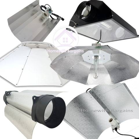 OMEGA LIGHTING Parabolic Reflector, Adjust a Wing, Cool Tube, Square Air-Cooled