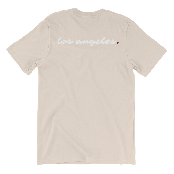 the Los Angeles tee cream
