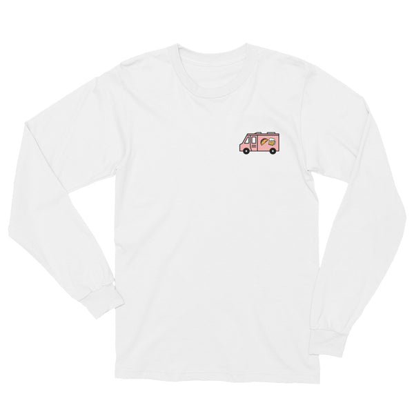 the pastor pals tee white