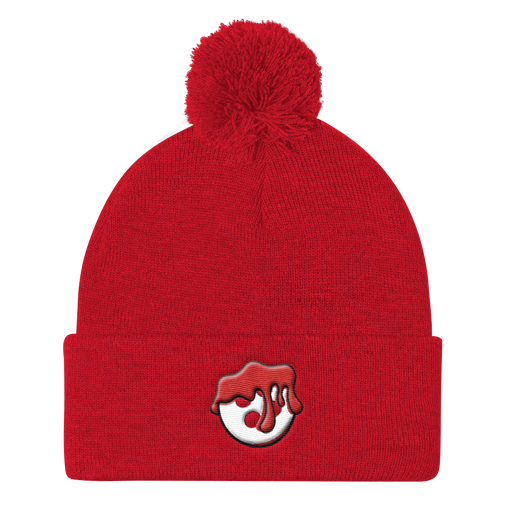 SXS Coconut Drip Button Beanie