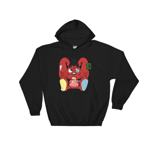 Thready the Rabbit Hoodie