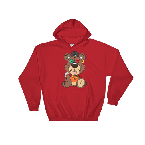 Stitches the Bear Hoodie