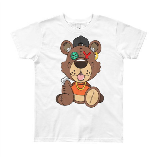 Stitches the Bear T-Shirt - Youth