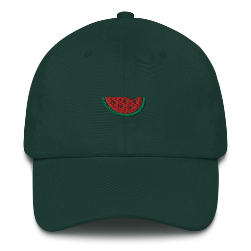 SXS Half Button Watemelon Dad Hat
