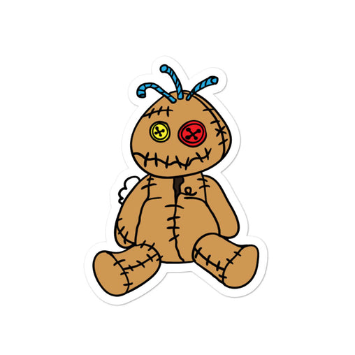 SXS Voodoo Doll v2 Sticker