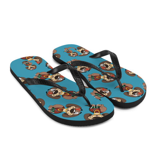 Corduroy's Everywhere Flip-Flops (Aqua)