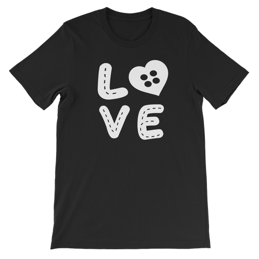 SXS LOVE T-Shirt - White