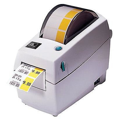 ZEBRA TLP 2824 PLUS DESKTOP THERMAL PRINTER - Calsentry