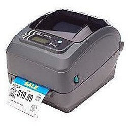 ZEBRA GX420T DESKTOP THERMAL PRINTER - Calsentry