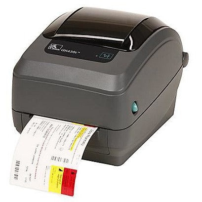 ZEBRA GX43T DESKTOP THERMAL PRINTER - Calsentry
