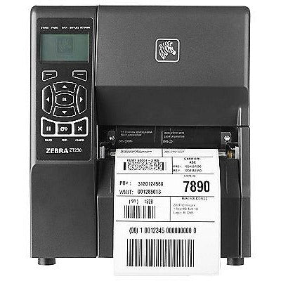 ZEBRA ZT230 DIRECT THERMAL LABEL PRINTER - Calsentry