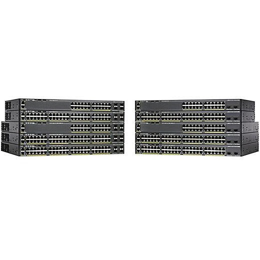 Cisco Catalyst 2960X-24TS-L 24 Ports Yes Ethernet Switch - Calsentry