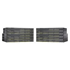 Cisco Catalyst WS-C2960X-48LPS-L 48 Port Ethernet Switch with 370 Watt PoE - Calsentry