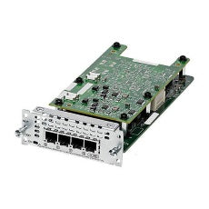 Cisco 2Port Fxs/Fxs-E/Did & 4Port Fxo Network Interface Module (NIM-2FXS/4FXO=) - Calsentry
