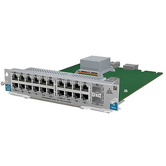 HP Expansion Module - 10/100Mb LAN - Calsentry