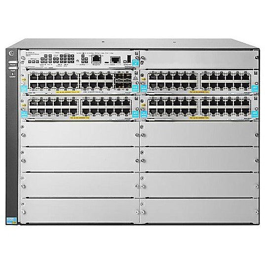 HPE 5412R 92GT PoE+ 4SFP+ v3 zl2 Managed Switch - Calsentry