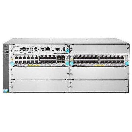 HP 5406R 44GT PoE+ 4SFP+ v3 zl2 Managed Switch - Calsentry