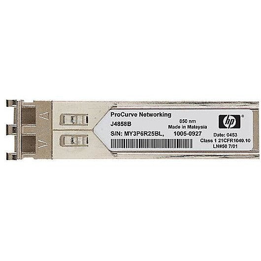 HP SFP (mini-GBIC) transceiver module - LC multi-mode - Calsentry