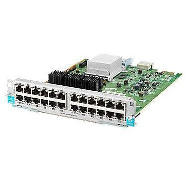 HPE Expansion Module - 10/100Mb LAN - Calsentry